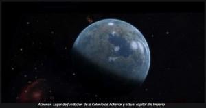 Union Cosmos Achenar