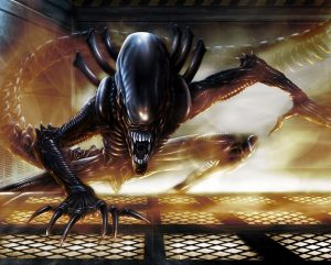 Union Cosmos Alien