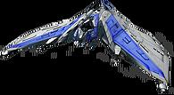 Union Cosmos CDF Heavy Starfighter