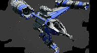 Union Cosmos CDF Starfighter Type Y