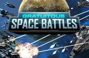 Union Cosmos Gratuitous space battles