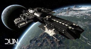union cosmos dual universe spaceship_space