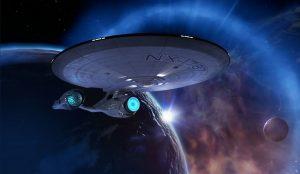 Union Cosmos Star Trek Bridge Crew USS Aegis