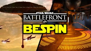 Union Cosmos Star Wars Battlefront Bespin