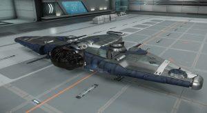 Union cosmos Star Citizen alpha 2.4 Reliant