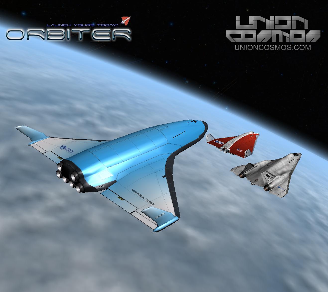 Union-Cosmos-Orbiter-XR-fleet