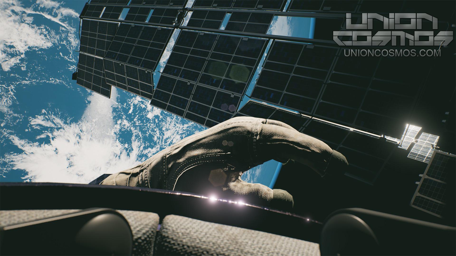 Union Cosmos Outreach screenshot copia