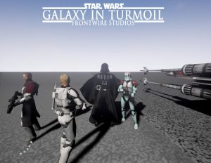 Union-Cosmos-Star-Wars-Galaxy-in-Turmoil screenshot