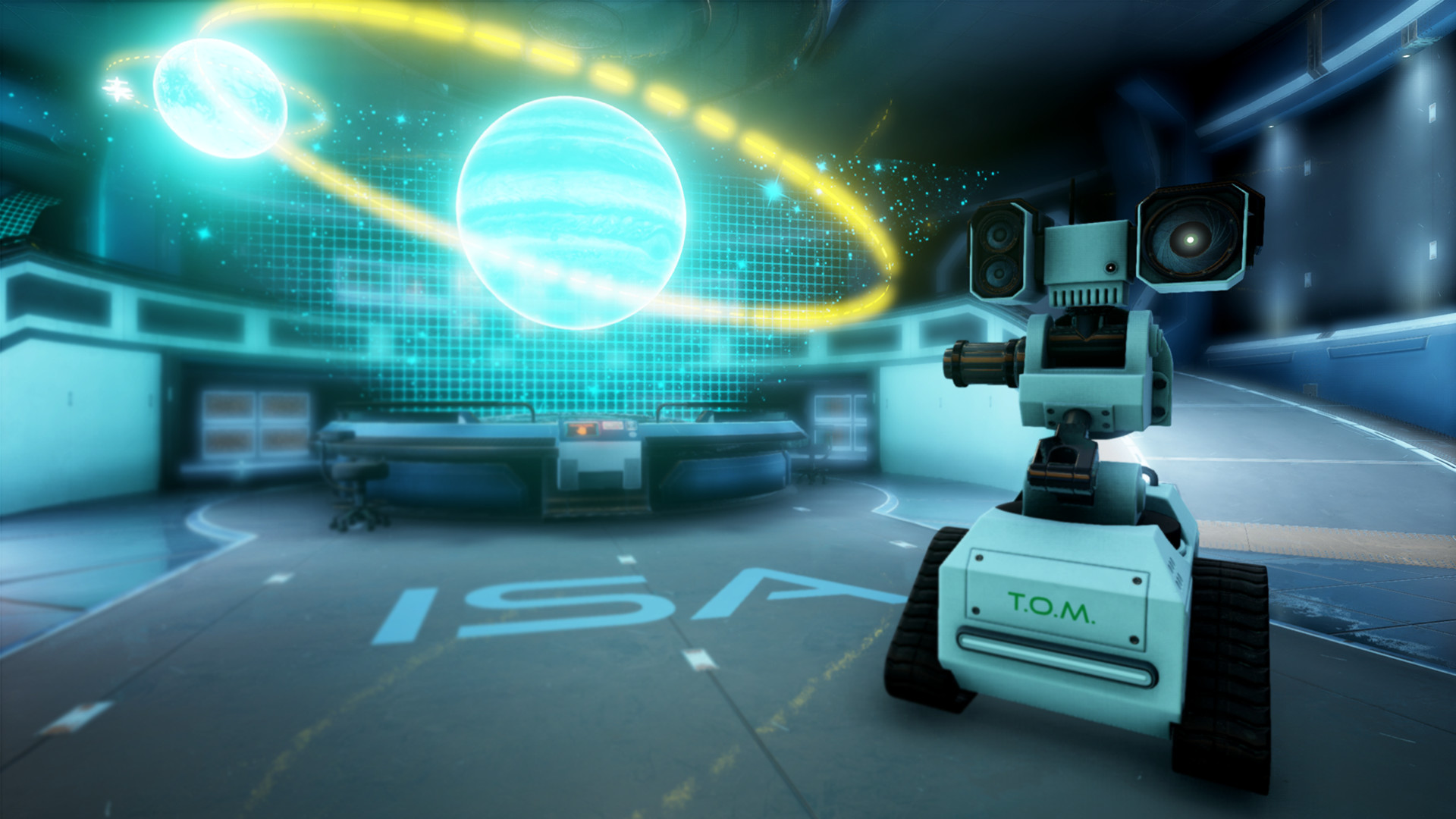 Union Cosmos The-Turing-Test-IA TOM