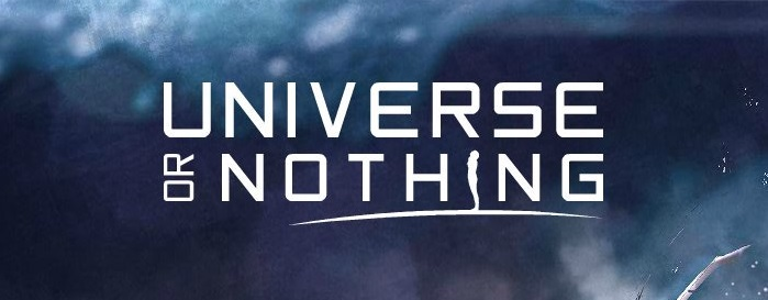 Union Cosmos Universe or Nothing Logo