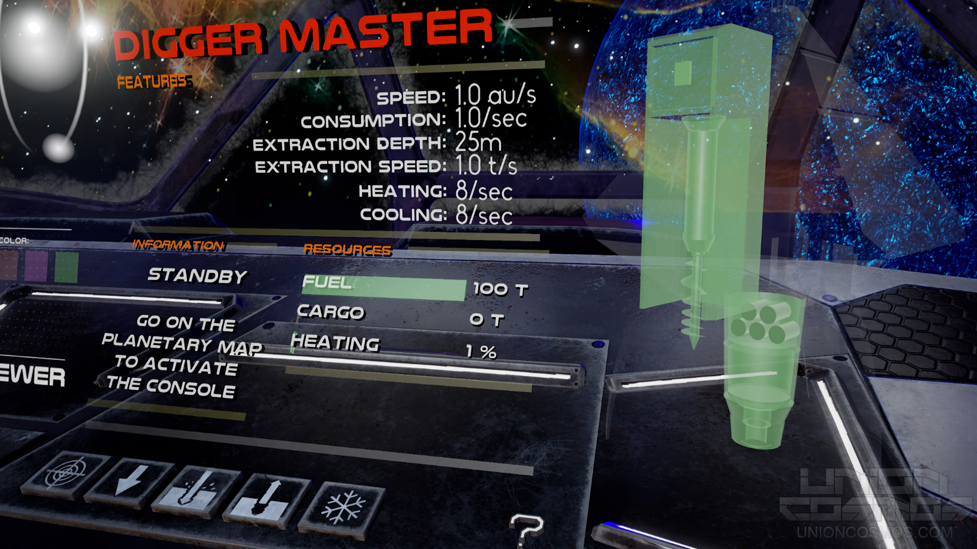 union-cosmos-far-beyond-a-space-odyssey-console-dg