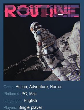 union-cosmos-routine-survival-horror-game-caracteristicas-del-juego